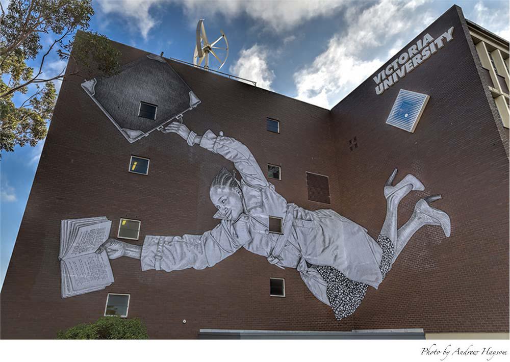 victoria-university-mural
