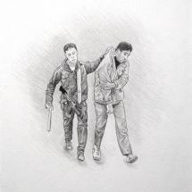 walking-man-and-prisoner